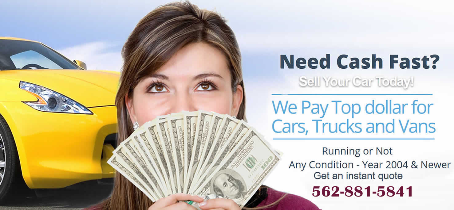 Buy Used Cars - Cash for Cars